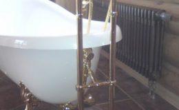 Элементы отделки ванной комнаты от Бригады Ремонта