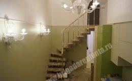 Ремонт комнат квартиры на Пестеля в процессе