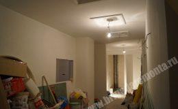 Ход ремонта в квартире на Яхтенной