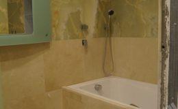 Ход ремонта ванной комнаты от компании Бригада Ремонта