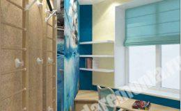 Концепт отделочных работ в комнатах квартиры на Пулковском шоссе