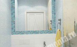 Концепт ремонта ванной комнаты от Бригады Ремонта