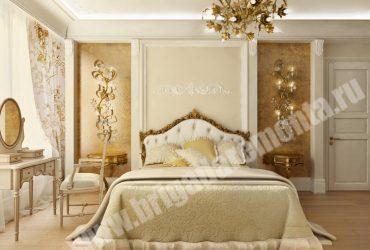 Отделка квартиры на Парадной в классическом стиле