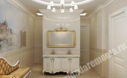 Косметический ремонт комнат в квартире на Парадной
