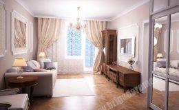 Косметический ремонт квартиры на Оптиков