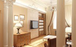 Отделка и ремонт квартиры на Пестеля