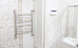 Отделка кафелем ванной комнаты в квартире по ул. Софьи Ковалевской