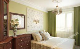 Отделка комнат в квартире на Ленсовета