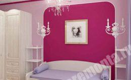 Отделка комнат в квартире от компании Бригада Ремонта