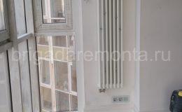 отделка квартиры,балкон,сантехника