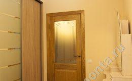 Отделка стен и монтаж дверей и откосов