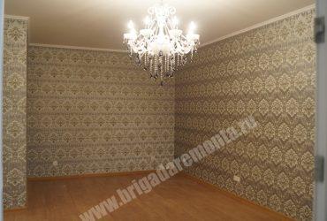 Ремонт и отделка квартиры на улице Ушинского в СПб