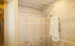 Отделка ванной комнаты в квартире на Ленсовета