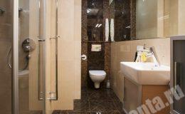 Отделка ванной от компании Бригада Ремонта