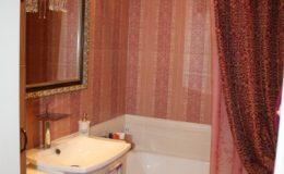 Отделка ванной в квартире на Гражданском