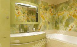 Отделочные работы для ванной в квартире на Пестеля