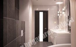 Отделочные работы в ванной комнате от Бригады Ремонта