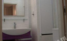Отделочные работы ванной комнаты