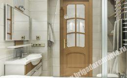Отделочные работы ванной в квартире на Итальянской