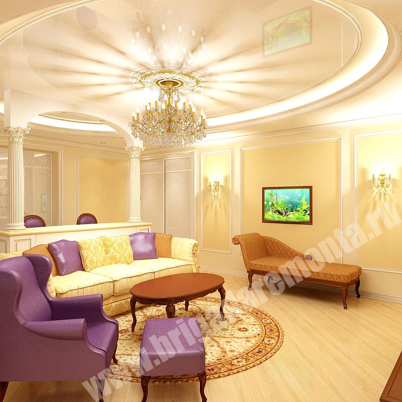 Проект ремонта квартиры от компании Бригада Ремонта