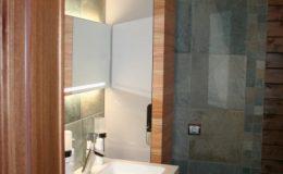 Ремонт банной комнаты в коттедже в Зеленой роще
