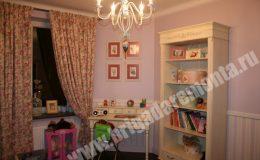 Ремонт детской комнаты в квартире на Гражданском