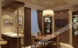 Ремонт и отделка комнат в квартире на Съезжинской