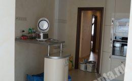 Ремонт и отделка кухни коттежда в процессе