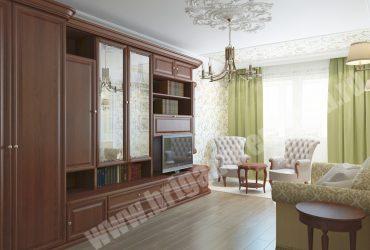 Ремонт и отделка квартиры на улице Ленсовета