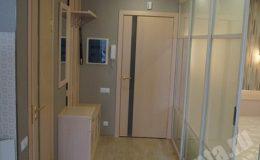 Ремонт и отделка квартиры-студии на Замшина