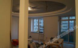 Ремонт и отделка квартиры в процессе