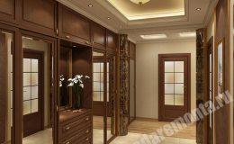 Ремонт и отделка прихожей комнаты