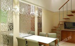 Ремонт и отделка столовой в квартире на Пестеля