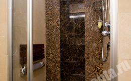 Ремонт и отделка ванной комнаты в квартире на Земледельческой