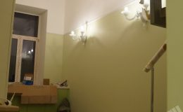 Ход капитального ремонта в квартире на Пестеля