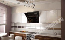 Отделка кухни квартиры на Планерной