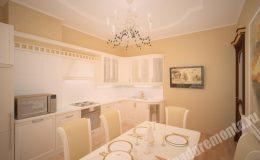 Ремонт кухни в квартире на Вавилова