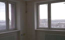 ремонт квартиры,окна в квартире во время ремонта