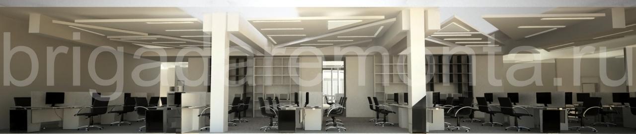 ремонт офисов, интерьер офиса,столы,стулья