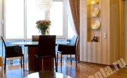 Ремонт столовой зоны в квартире на Земледельческой