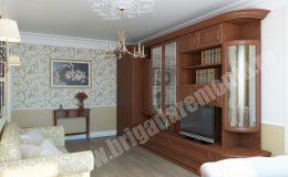 Ремонт в комнатах в квартире на Ленсовета