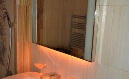 Ремонт ванной комнаты в коттедже Бригадой Ремонта