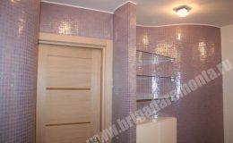 Ремонт ванной комнаты в квартире на Дунайском пр.