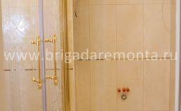 Ремонт ванной комнаты в квартире на Фермском шоссе