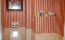 Ремонт ванной комнаты в квартире на Гражданском