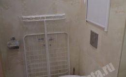 Ремонтные работы ванной в квартире на Замшина