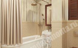 Ремонт ванной от компании Бригада Ремонта