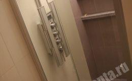 Ремонт ванной в квартире на Дунайском пр.