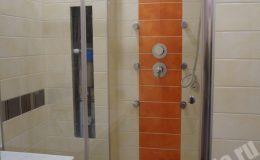 Ремонт ванной в квартире на Выборгском шоссе