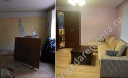 Ремонтные работы квартиры по ул. Софьи Ковалевской